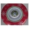 "China 12"" XMAS PLATER for sale"