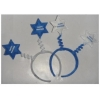 "China 11"" STAR HANUKKAH HEADBAND for sale"