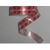 China PRINTED DOTTED RIBBON for sale