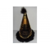 "China 12"" FEATHERED CONE PARTY HAT for sale"