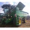 China harvester John Deere S670 I 2012 g/V, 730 m/h, 510 R/h for sale