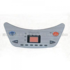 China The thin film switch panel 1 on sale