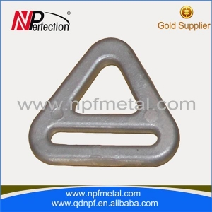 China OEM casting parts aluminum snap carabiner on sale