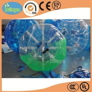 China High Quality TPU sport body bubble suit for sale on sale