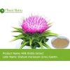China Milk Thistle Extract - Silymarin 80% for sale