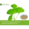 China Ginkgo Biloba Extract - Ginkgo Flavone 24% for sale