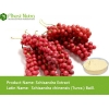 China Schisandra Chinensis Extract - Schisandrin 5% for sale