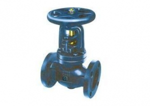 China BS5152 PN16 CAST IRON GLOBE VALVE on sale