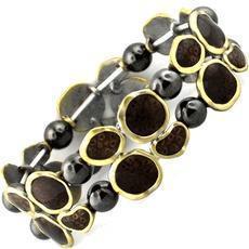 China Hematite Magnetic Fashion Bracelet on sale