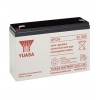 China Accueil Batterie au plomb professionnelle 6v 12a 151x50x97.5mm yuasa (np12-6) for sale