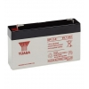 China Accueil Batterie au plomb professionnelle 6v 1.2a 97x25x54.5mm yuasa (np1.2-6) for sale