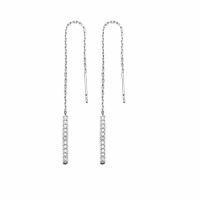 China 925 Sterling Silver Wholesale Dangle Earring on sale