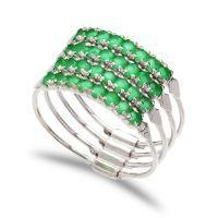 China Hot Sale High Quality Thailand Silver Jewellery Harem Rings on sale