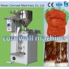 China paste packing machine with backside sealing for sale
