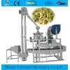 China brush potato cleaning machine with automatic outlet for sale