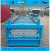 China hydraulicmetal roof tile making machine for sale