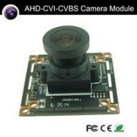 720P 1MP AHD cctv board camera module pcb