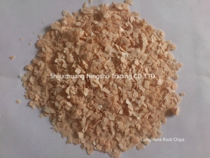 China Non-Metallic Minerals Composite Rock Chips/Flakes Series on sale