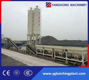 China Stationary Stabilized Soil Mixing Plant on sale