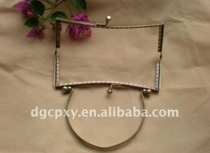 China Vintage Handbag Frame With Detachable Handle on sale