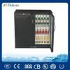 China 850MM Height 2 Doors Back Bar Beer Freezer Foaming Door Bottle Cooler_LG-198M for sale