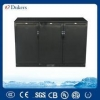 China Dukers Foaming Door Back Bar Beer Cooler, Showcase Chiller LG-320H for sale