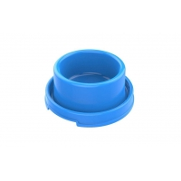 Anti-Ant Plastic Pet Food Bowl for Dogs Cats
