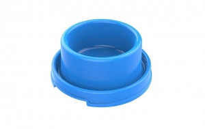 China Anti-Ant Plastic Pet Food Bowl for Dogs Cats on sale
