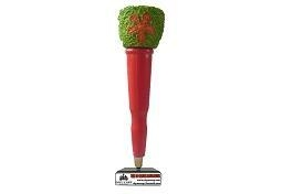 China Audible Microphone Beer Tap Handle DY-TH1029-3 on sale