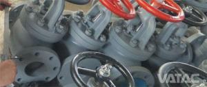 China Marine Cast Iron Globe Valve Storm Valve on sale