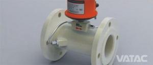 China Ultrasonic Flow Meter Air Valve on sale