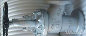 China Angle Plunger Valve Temp. & Pre. Control Valve on sale