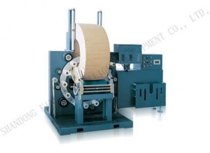 China DH700LS Vertical coil wrapping machine on sale