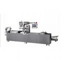 China Automatic food vacuum packing machine/automatic thermoforming vacuum packaging machine on sale