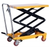 China Manual lift table for sale
