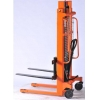 China Hand pallet stacker/Manual forklift for sale