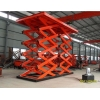 China Stationary scissor lift platform with big load capacity for sale