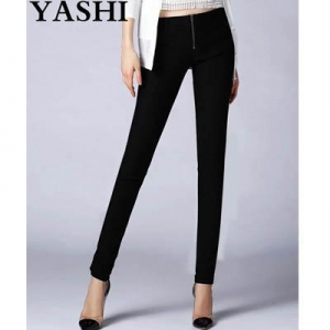 China Women′s New Style Leisure Cotton Skinny Pants on sale
