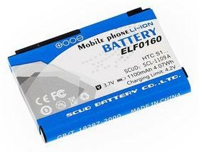 China ELF0160(SCL-S700AH) Mobile Phone Battery for HTC on sale