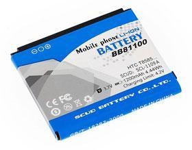 China BB81100 Mobile Phone Battery for HTC on sale