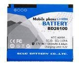 China BD26100 Mobile Phone Battery for HTC on sale