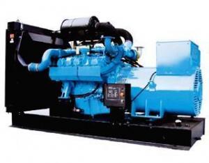 China Korea Doosan Daewoo Diesel Generator Set on sale