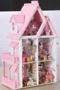 China Doll house supplier