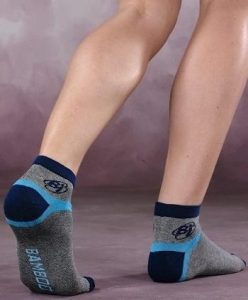 China BJ010W bamboo charcoal socks (short) on sale