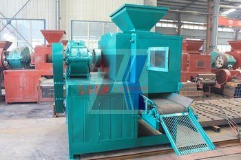 China Iron ore fines briquetting machine
