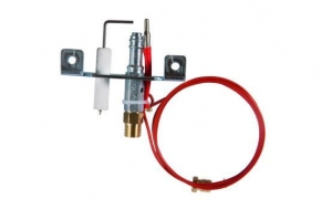 China Gas Fireplace Parts ODS Pilot Burner B880305 on sale