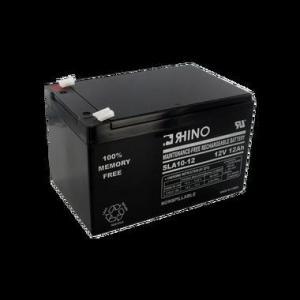 China 12 Volt 12.0 Ah Battery - Rhino SLA10-12 Sealed Lead Acid Rechargeable on sale