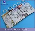 China Personalized 27g Lily Scented Envelope Sachet scented wardrobe fresheners on sale
