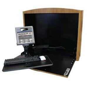 "China Medical Workstations 36"" Laptop/Tablet Computing Stations on sale"