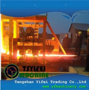 China R2.5 60-80mm steel billet casting machine on sale